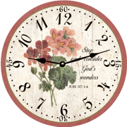 flower-christian-clock