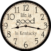 kentucky-clock