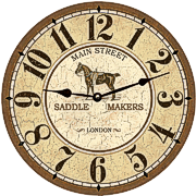 main-street-saddle-makers-clock