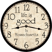 massachusetts-clock