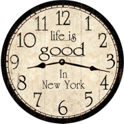 new-york-clock