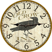 old-crow-inn-clock
