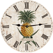 pinealpple-clock