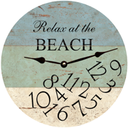 relax-at-the-beach-clock