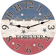 patriotic-clock-stars-and-stripes