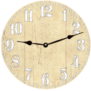 victorian-yellow-clock