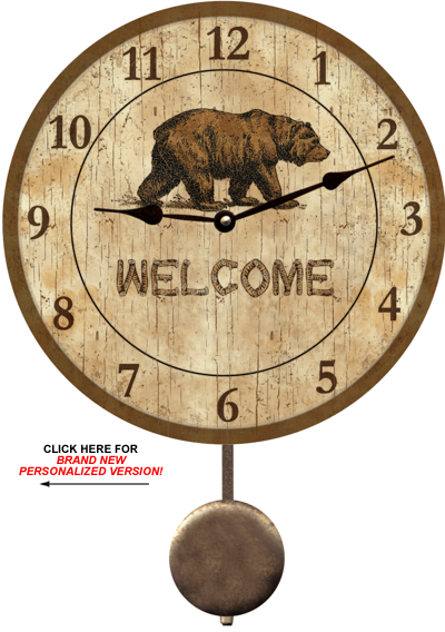 bear-wall-clock
