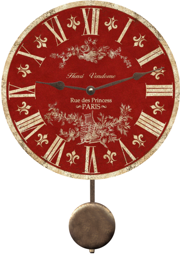 clocks-with-pendulum-toile