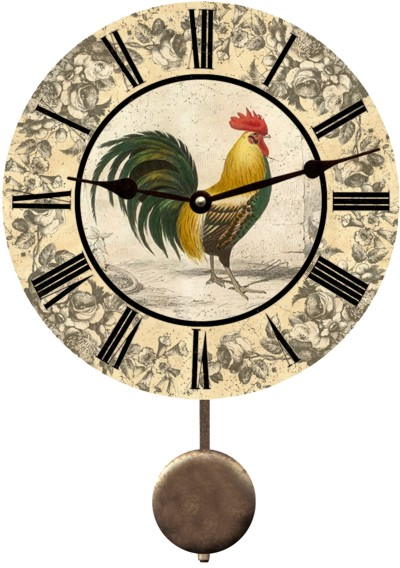 country-clock