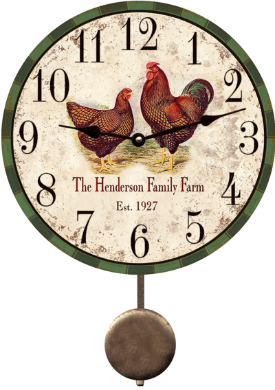 farmer-clock-personalized