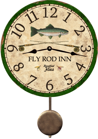 fly-rod-fishermans-clock