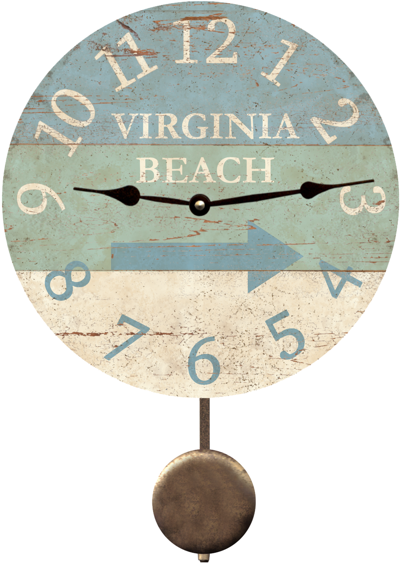 personalized-cottage-clock