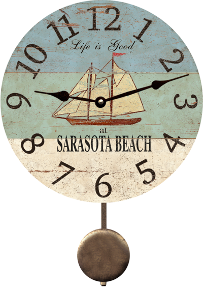 personalized-ship-clock