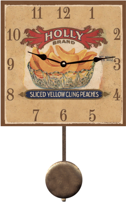 peach-clock-square